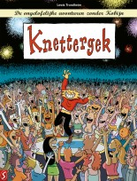 Knettergek Cover-Hard cover