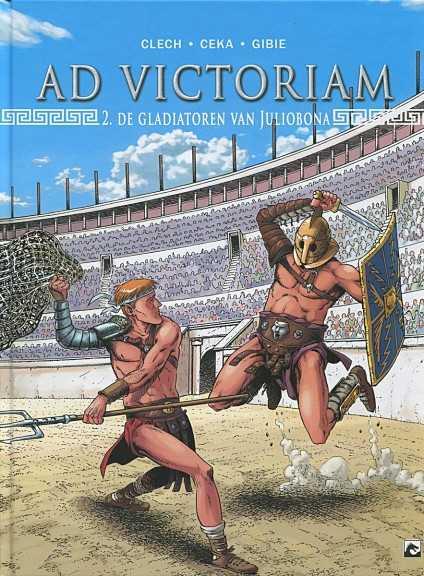De gladiatoren van Juliobona
