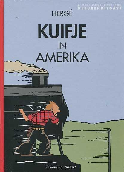 Kuifje in Amerika -...