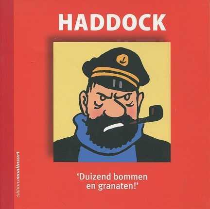 Haddock - 'Duizend bommen...