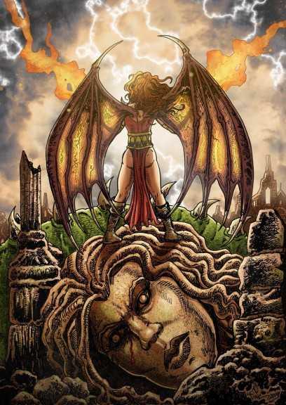 De terugkeer van de draak -...