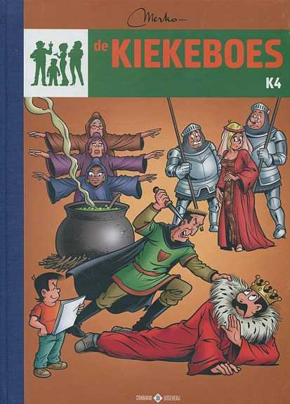 K4 (de Kiekeboes)