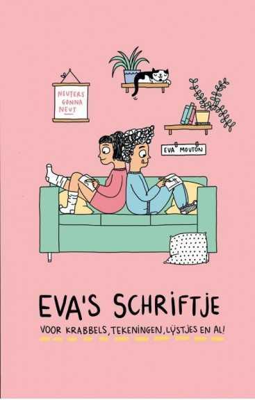 Eva's schriftje 2022 (set...