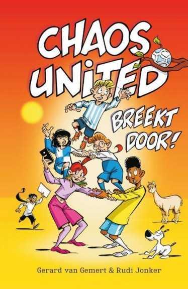 Chaos united breekt door