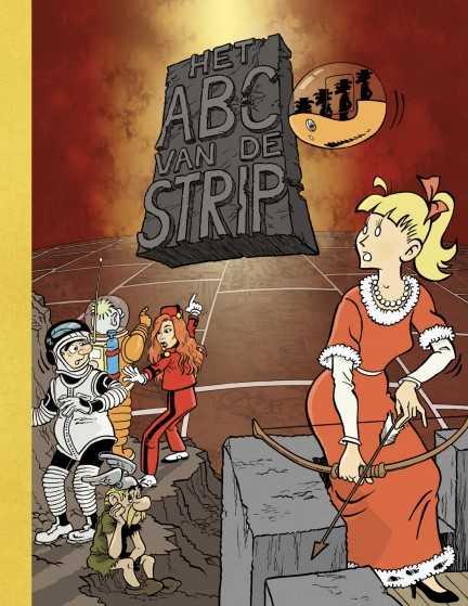 Het ABC van de strip