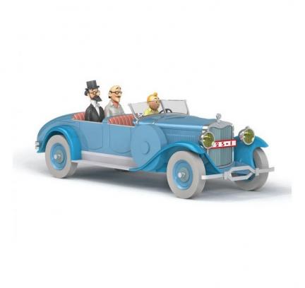 Kuifje auto 10 - De Lincoln...