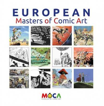 European Masters of Comic...