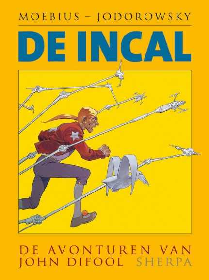 John Difool - De Incal