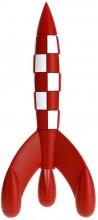 Kuifje - Raket 17 cm