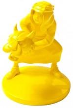 Abdallah - Geel satijn