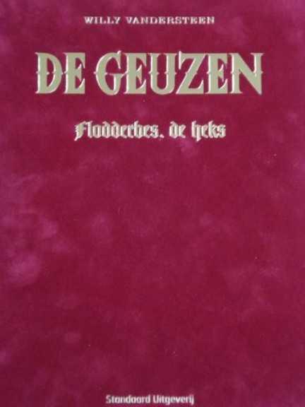 Flodderbes, de heks