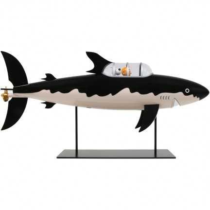De haaienduikboot