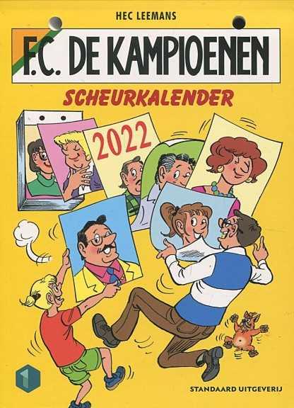 Scheurkalender 2022