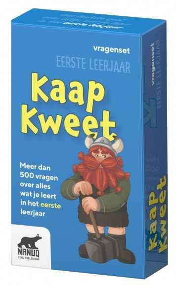 Kaap Kweet - Vragenset 1ste...