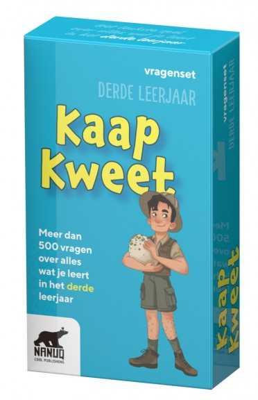 Kaap Kweet - Vragenset 3de...