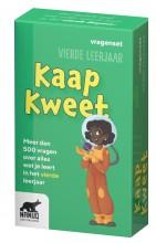 Kaap Kweet - Vragenset 4de...