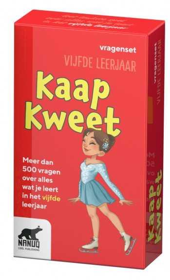 Kaap Kweet - Vragenset 5de...