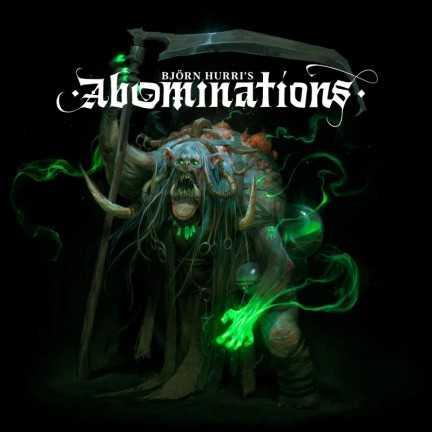 Abominations - Artbook