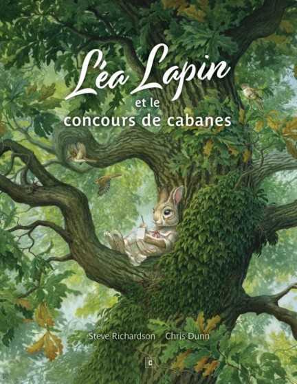 Léa Lapin et le concours de...