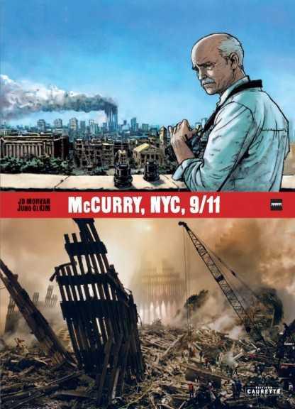 McCurry, NYC, 9/11 - Artbook