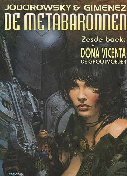 Dona Vicenta, de grootmoeder