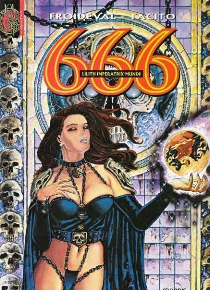 Lilith imperatrix Mundi