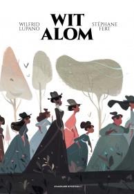 Wit alom