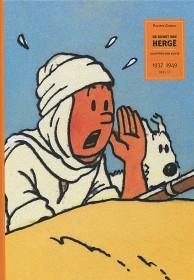 Kunst van Hergé, de - Schepper van Kuifje