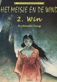 Meisje en de wind, het
