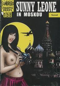 Sunny Leone in Moskou