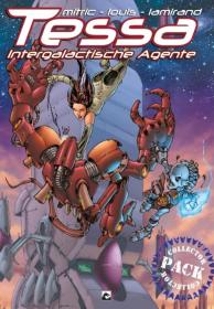 Tessa - Intergalactische agente