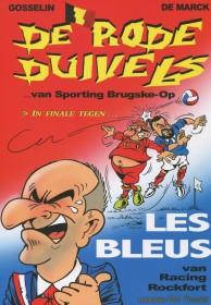 De Rode Duivels... van Sporting Brugske-Op