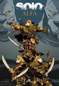 Solo   (Dark Dragon Books)