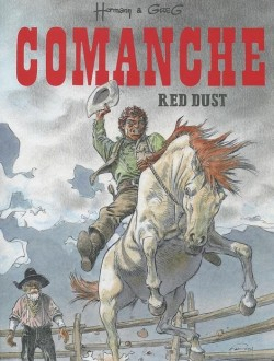 Comanche - Integraal (Sherpa) - 1: Red Dust