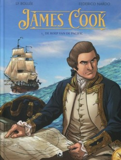 James Cook - 1: De roep van de Pacific
