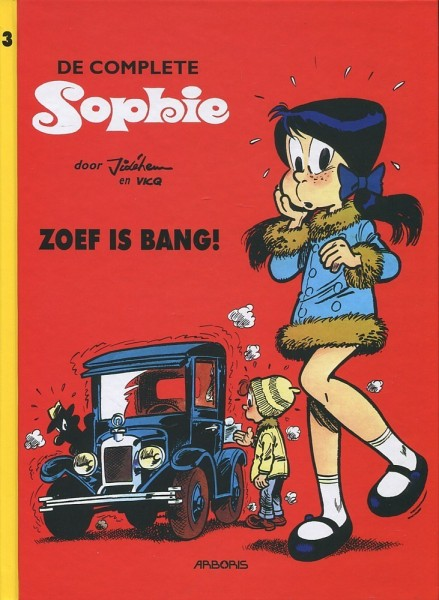De complete Sophie - 3: Zoef is bang!