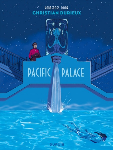 Robbedoes door - 17:  Pacific Palace